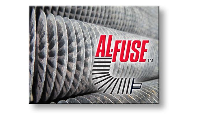 AL-FUSE Finned Tubing