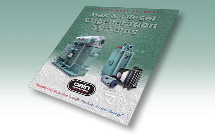 Gas & Diesel Cogeneration Systems Brochure
