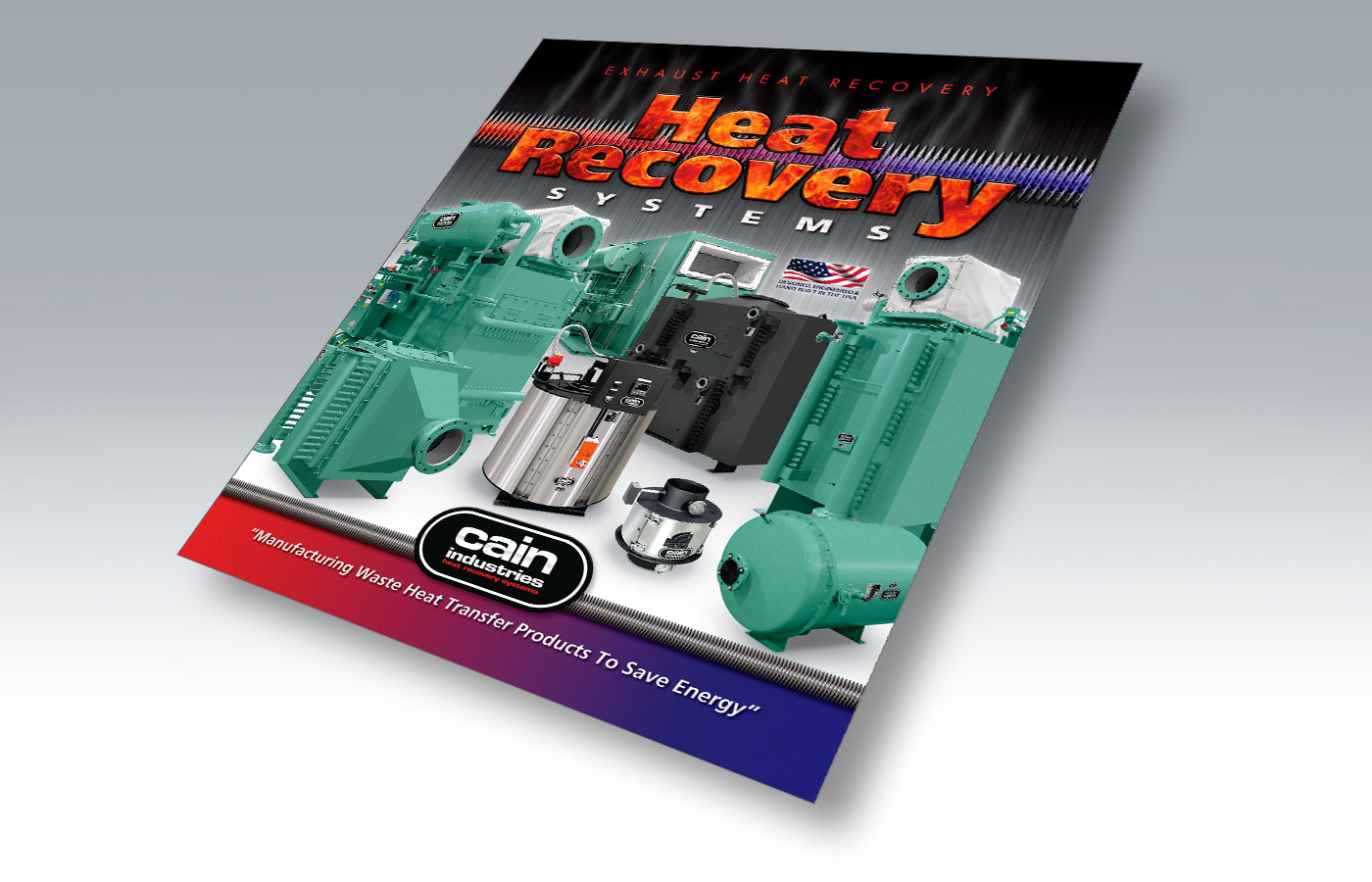 Heat Recovery Systems Brochure