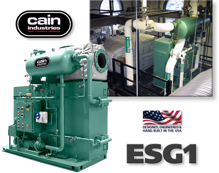 ESG1 | Heat Recovery Steam Generators