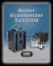 Cain Industries Boiler Economizer Systems PDF Brochure