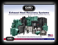 Cain Industries Boiler Economizer PowerPoint Presentation