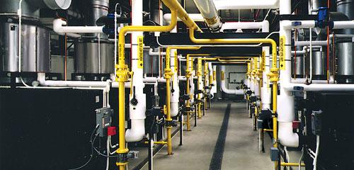 EM Economizer Installation