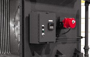 RTR Control Panel