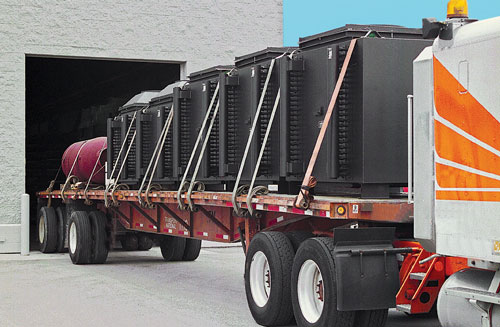 RTR Economizer Delivery
