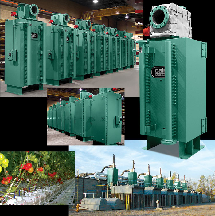 Energy/Agriculture Exhaust Heat Recovery Case Study