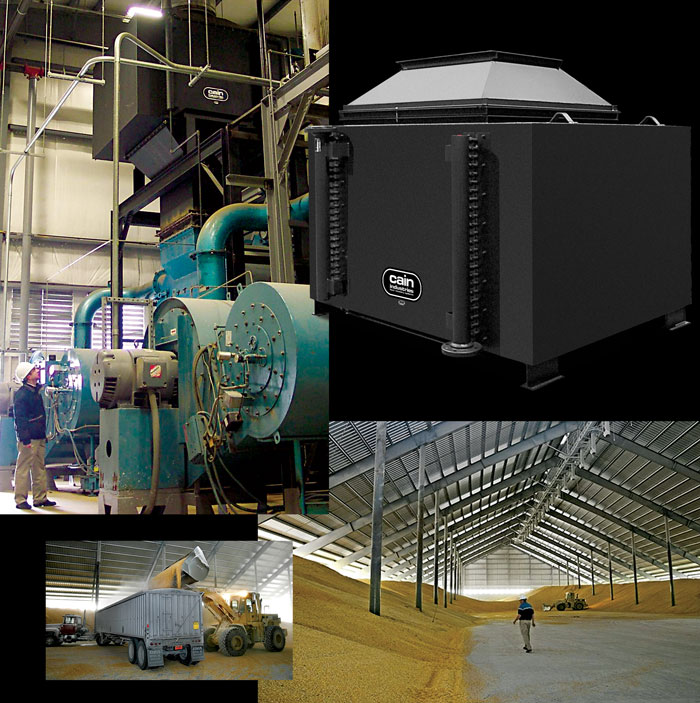 Ethanol Plant Exhaust Heat Recovery Case Study