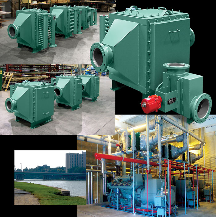 Sanitary Treatment Exhaust Heat Recovery Case Study