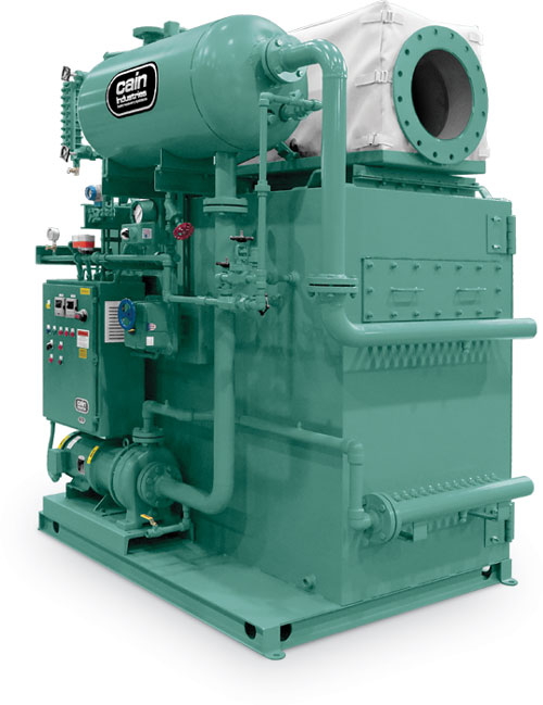 ESG1 Heat Recovery Steam Generator