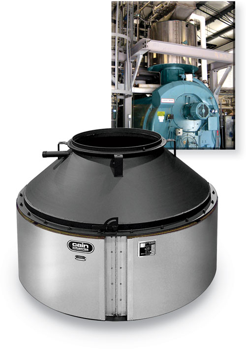 FCR Exhaust Heat Recovery Exchanger