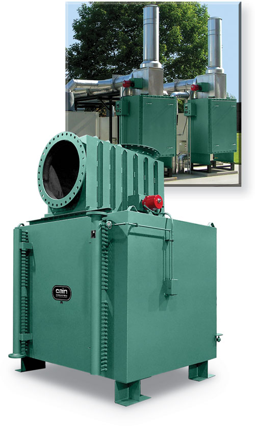 HRSR Exhaust Heat Recovery Exchanger