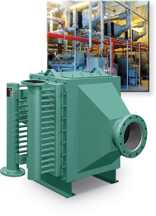 UTR1 Exhaust Heat Recovery Exchanger