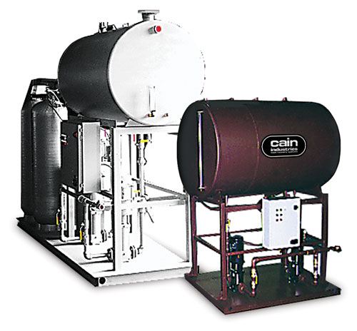 Boiler Feedwater Tank Assembly