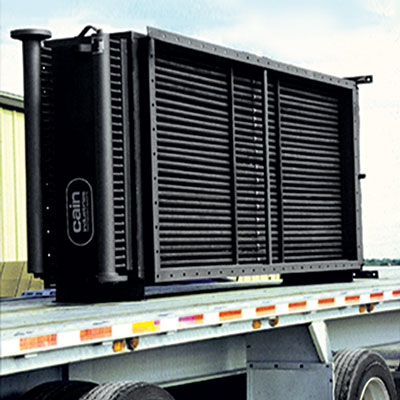 Finned Tubing Heat Exchanger