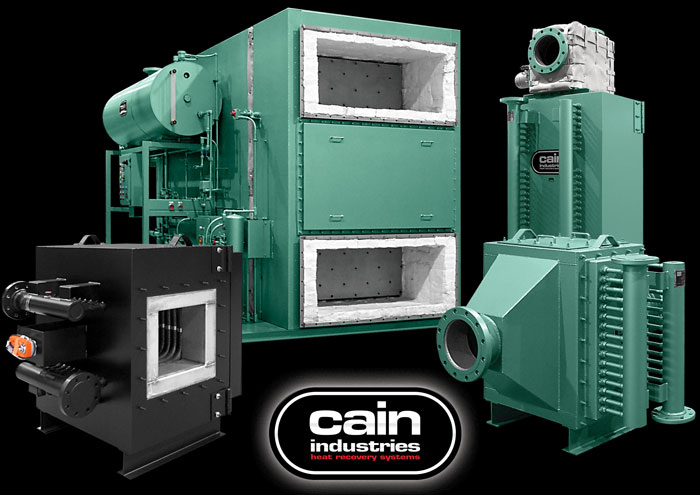 Heat Transfer and Steam Generator Systems for Industrial Furnaces