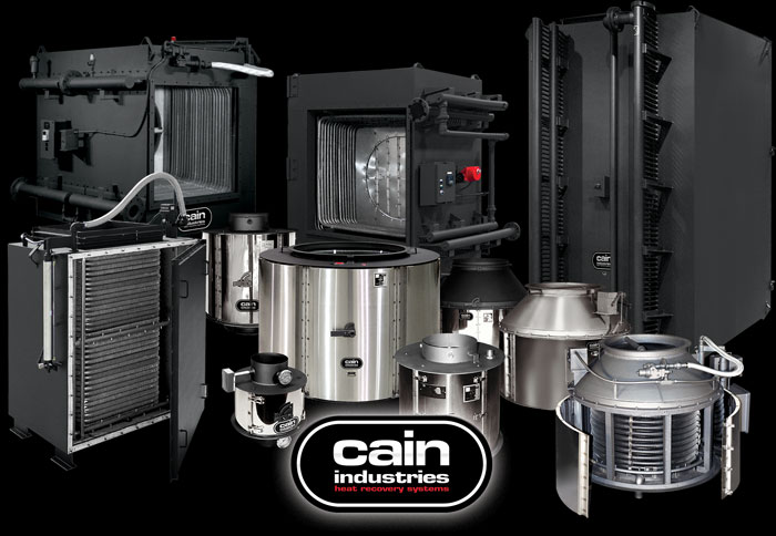 Exhaust Heat Recovery Products | Cain Industries