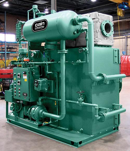 Exhaust Steam Generator - ESG1