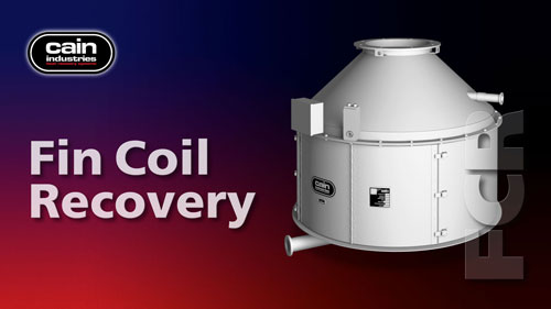 FCR | Fin Coil Recovery Exhaust Heat Exchanger
