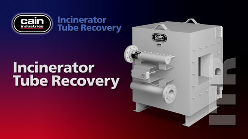 ITR | Incinerator Tube Recovery Exhaust Heat Exchanger