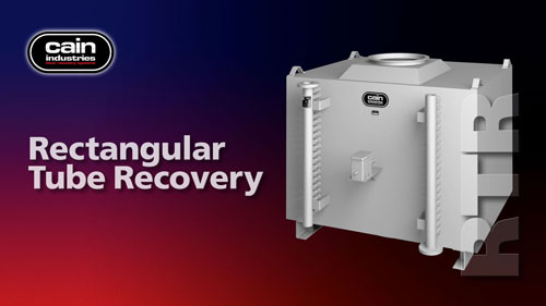 RTR | Rectangular Tube Recovery Exhaust Heat Exchanger