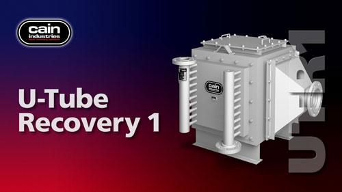UTR1 | U-Tube Recovery 1 Cogeneration Heat Recovery