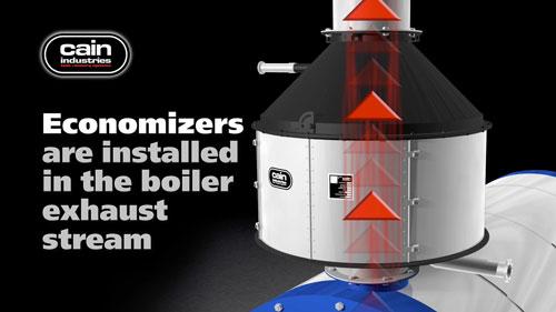 How a Boiler Economizer Works