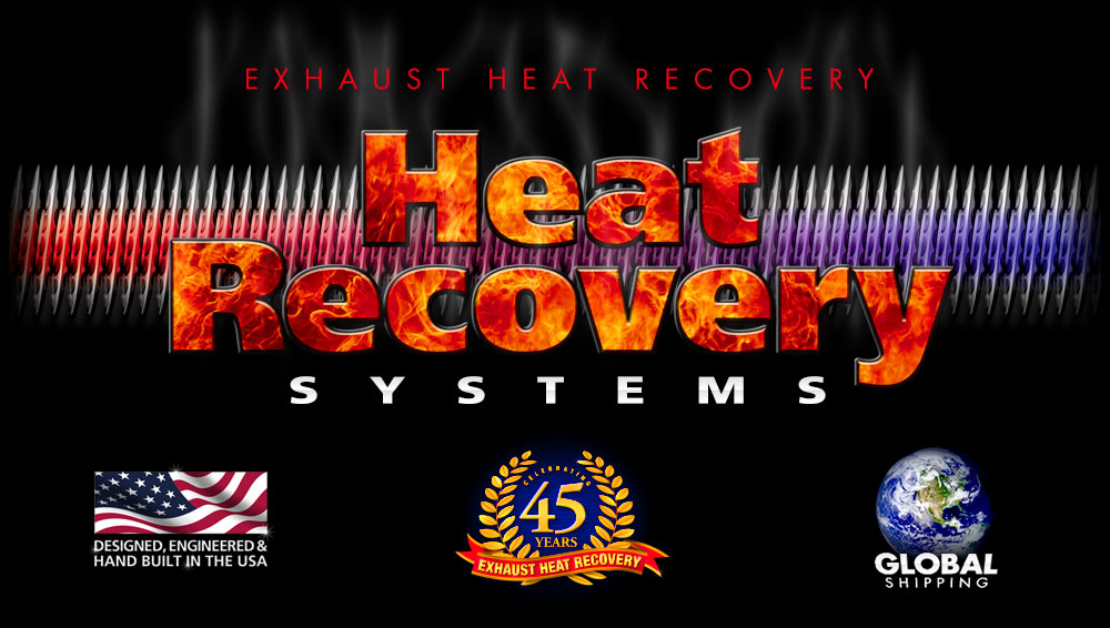 Exhaust Heat Recovery and Steam Generator Systems